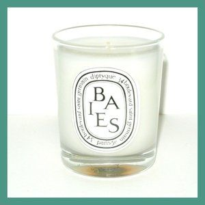 Diptyque Baies Scented Candle 2.4 oz 70 g New Berr